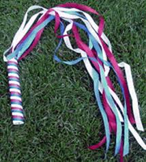 ribbon streamers free handheld ribbon streamers other craft items
