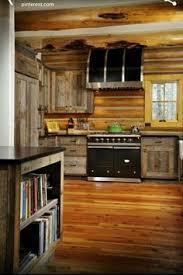 Barnwood Kitchen Cabinets Barnwood Kitchens By The Barnwood Cabinet Company Via Atticmag