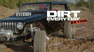 slammed willys jeep quicksand concept jeep dirt every day extra youtube