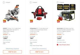home depot milwaukee tool black friday sale home depot black friday 2017 ad deals funtober