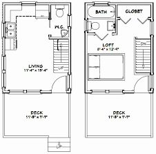 excellent floor plans 60 inspirational of tiny house floor plans 12 16 image home