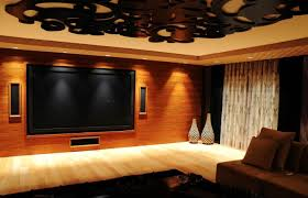 home theaters ideas extravagant blue design on home theater ideas with nice lighting