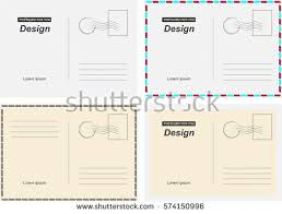 postcard back stock images royalty free images u0026 vectors