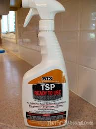 cleaner for kitchen cabinets instead of sanding i cleaned all the cabinets with tsp we also