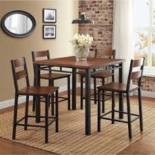 High Dining Room Tables Counter Height Dining Table Sets Hayneedle