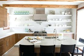 kitchen island with open shelves open shelving kitchen fitbooster me