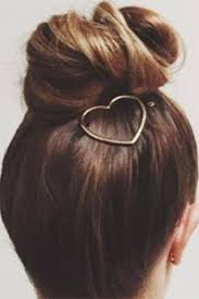 hair buns 15 photos to show you that hair buns can always be your go to