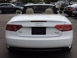 2010 audi a5 cabriolet used 2010 audi a5 premium plus at auto house usa saugus