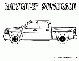 tractor trailer coloring pages truck and rv camper trailer coloring page printable click the