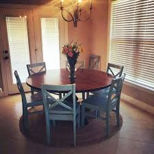 round dining table perimeter leaves 60 round dining table with leaf ficemahogany inch perimeter leaves