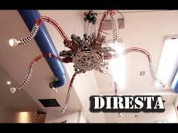 diresta 40 tentacle robot lamp youtube