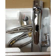 motion sensor kitchen faucet juno faucets thermostatic motion sensor kitchen faucet motion
