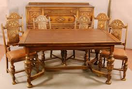 antique dining room table styles dining chairs gorgeous jacobean dining chairs inspirations