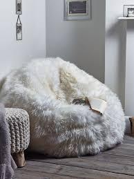 this big grey fluffy bean bag please u2026 pinteres u2026