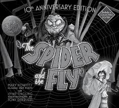 spooky october infused fuse 8 n u0027 kate the spider and the fly by
