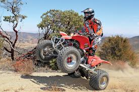 dirt wheels magazine honda trx400ex budget build