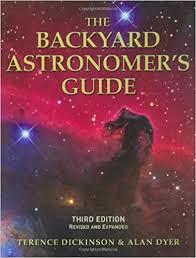 the backyard astronomer s guide terence dickinson alan dyer