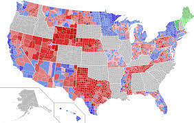 2000 Election Map Map Usa 2012 Election