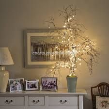 Star String Lights Indoor by Christmas Falling Star String Battery Power Led Fairy Christmas