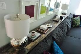 Decorating Sofa Table Behind Couch by How To Decorate A Sofa Table Behind A Couch Sofa Menzilperde Net