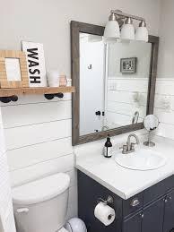 diy stencilled bathroom floor u2014 the penny drawer