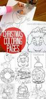 119 coloring christmas images drawings