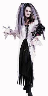 Ladies Halloween Costumes Uk Skeleton Bride Halloween Costume Br003209 Karnival Costumes