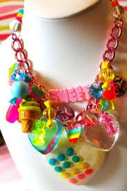 edible candy jewelry remember those edible candy this necklace is designed to