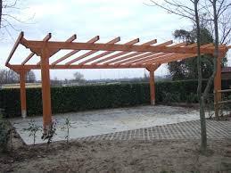tettoia auto legno tettoie carport auto in legno casette tettoie pergole in legno