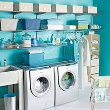 tiffany blue laundry room love these colors so peaceful not