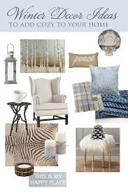 Country Decorating Blogs 36 Winter Decorating Ideas To Cozy Up Your Home