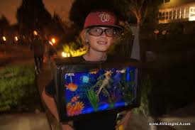 aquarium halloween halloween with a tween a viking in laa viking in la
