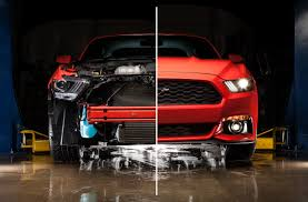 2015 ford mustang s550 cobb front mount intercooler for 2015 ford mustang ecoboost s550