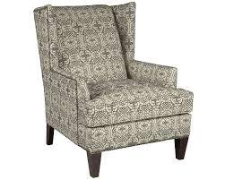 lauren chair brass nailhead broyhill