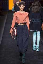 christian couture si e social fendi autumn winter 2016 ready to wear report vogue
