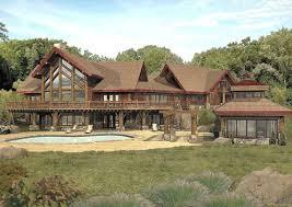 luxury cabin floor plans floor plans luxury log homes page 1