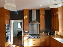 Cherry Oak Kitchen Cabinets Kitchen Amazing Solid American Cherry Wood Kitchen Cabinets