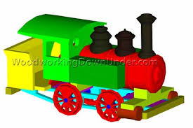 Free Download Wood Toy Plans by Wooden Toy Train Plans Download Print Ready Pdf Toy Wooden Toys