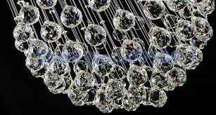 Replacement Glass Crystals For Chandeliers Interesting Chandelier Crystal Replacement As Your Own Residence