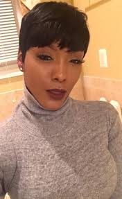 shortcuts for black women with thin hair best 25 short black hairstyles ideas on pinterest bob for black
