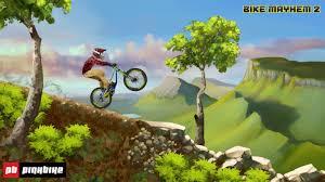 bike mountain racing mod apk pin by on