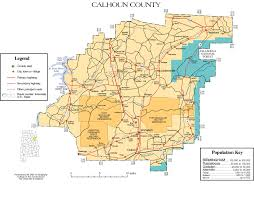Colorado Map With Counties by Alabama Department Of Archives And History Alabama Counties Calhoun
