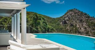 St Barts Location Map by Villa Gouverneur View St Barts Caribbean Casol Villas France