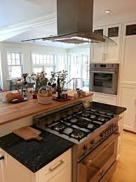 kitchen with stove in island captivating kitchen center island with stove houzz of find best