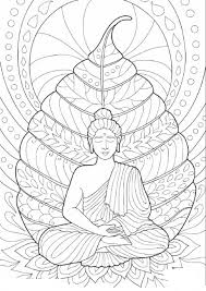 The Owl And The Tree Coloring Page Free Coloring Pages Online Buddhist Coloring Pages