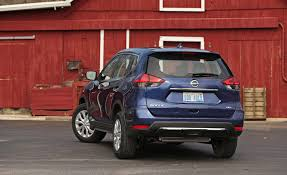 2017 nissan rogue star wars 2017 nissan rogue in depth model review car and driver