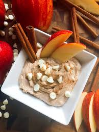 Dip For Thanksgiving Cinnamon Apple Cream Cheese Dip Three Olives Branch
