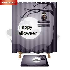online buy wholesale halloween shower curtain from china halloween