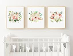 Girls Nursery Wall Decor by Best Nursery Wall Decor Ideas Inspirations For Baby Girl Gallery