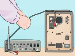 4 ways to set up a home theater system wikihow
